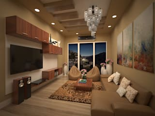 Living Area Design Classic style living room by Vinra Interiors Classic