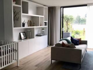 Interieurontwerp riant nieuwbouwhuis in Blaricum van Blenddin Interieurontwerp & Advies