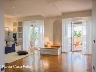 غرفة المعيشة تنفيذ Flavia Case Felici