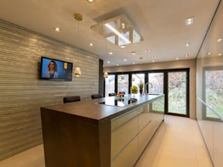 Mr & Mrs Sands de Diane Berry Kitchens Moderno