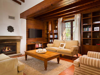 Pedro Brás - Fotógrafo de Interiores e Arquitectura | Hotelaria | Alojamento Local | Imobiliárias Living room Solid Wood Wood effect