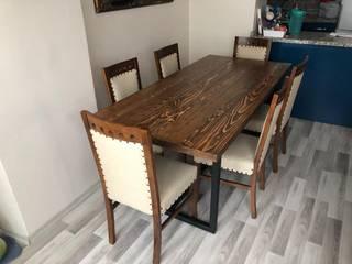 odywood – Doğal ahşap yemek masası:  tarz