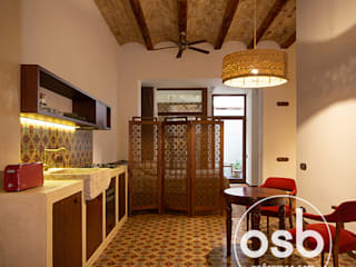 by osb arquitectos Rustic