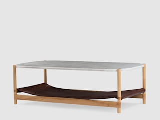 1.03 Rectangular coffee table de AYLE Minimalista