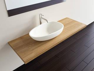 Modern style bathrooms by Badeloft GmbH - Hersteller von Badewannen und Waschbecken in Berlin Modern