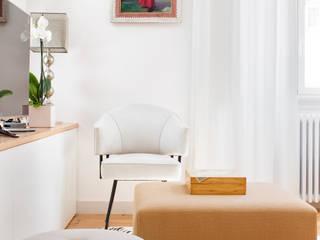 House in Cascais, Portugal Salas de estar ecléticas por S3 Arquitectos Eclético