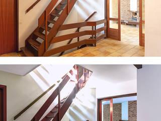 Corridor & hallway by Regina Dijkstra Design, Modern