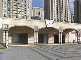 DESTONE YAPI MALZEMELERİ SAN. TİC. LTD. ŞTİ.  – Marmaray Metro İstasyonları:  tarz Havalimanları