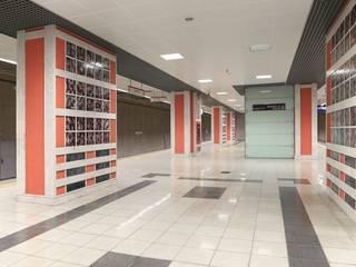 Salones de eventos de estilo  de DESTONE YAPI MALZEMELERİ SAN. TİC. LTD. ŞTİ. , Industrial