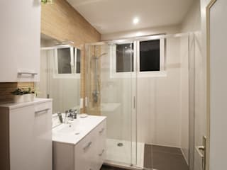 Bathroom by Agence ADI-HOME