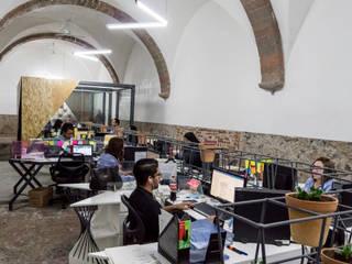 INTERPEOPLE Estudios y despachos industriales de h2earquitectura Industrial