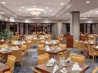 Hotel Bellevue | Innenraum Ruairí O'Brien. LICHTDESIGN. Geschäftsräume & Stores