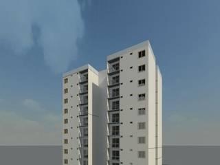 propuesta edificios VIS Y VIP, de estudio artico