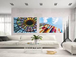 Heat Art ;  Modern Living:   door Heat Art