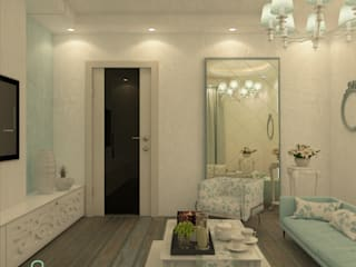 Living room design:  Living room by Puzzle