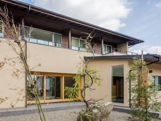 時を紡ぐ家 日本家屋・アジアの家 の 内田雄介設計室 和風
