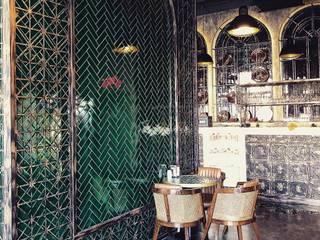 DESTONE YAPI MALZEMELERİ SAN. TİC. LTD. ŞTİ. Gastronomia in stile industrial
