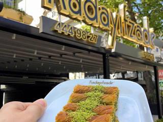 DESTONE YAPI MALZEMELERİ SAN. TİC. LTD. ŞTİ. Gastronomía de estilo industrial