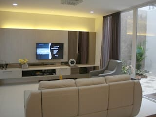 Modern Living Room by Exxo interior Modern
