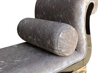 Decordesign Interiores RecámarasAccesorios y decoración Textil Gris