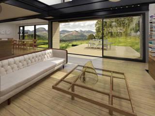 Casas Green Planet Living room