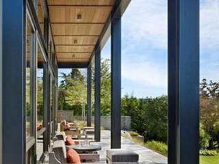 CASAS ESTRUCTURA DE FIERRO Casas Green Planet Casas estilo moderno: ideas, arquitectura e imágenes