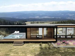 Maisons de style  par Casas Green Planet, Moderne