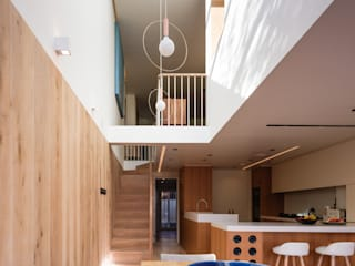 Dusheiko House Neil Dusheiko Architects 餐廳