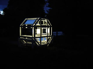 Lichtskulpturen Ruairí O'Brien. LICHTDESIGN. Kunst Skulpturen