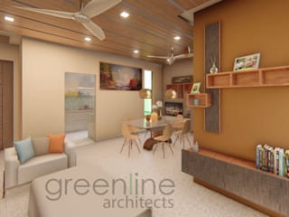 : modern  by greenline architects,Modern