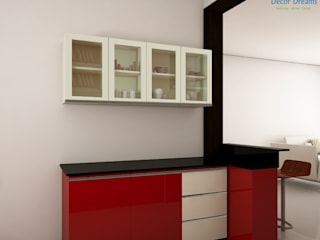 Dapur oleh DECOR DREAMS, Modern