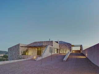 Casa Camaleón : Casas ecológicas de estilo  de Ponytec