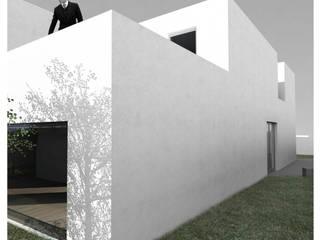 por Pedro Novo Arquitectos Moderno