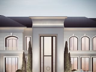 Simple yet Sophisticated Architecture Design IONS DESIGN Villas Stone White