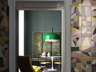 Salas de estilo minimalista de Ceramica Bardelli Minimalista