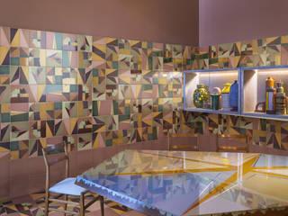Salas de estilo moderno de Ceramica Bardelli Moderno