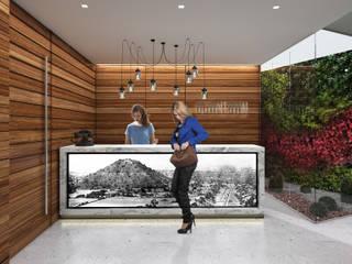 Hotel Boutique Teotihuacan de 2M arquitectos