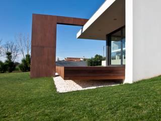 Melo & Filhos Carpintaria Casas modernas