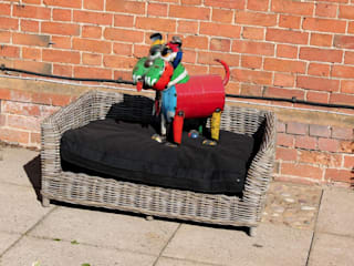 Dog Bed:  Garden by Garden Furniture Centre