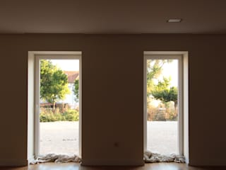 Modern living room by Melo & Filhos Carpintaria Modern