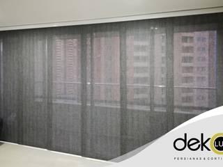 Panel Japonés - Screen Rústico:  de estilo  por Dekolux Persianas y Cortinas