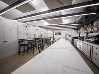 RESTAURANTE POLONIA JUANCHO GONZALEZ Gastronomía de estilo moderno