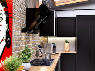 GLOBALO MAX Industrial style kitchen