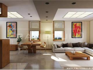 Ruang Keluarga Minimalis Oleh Frandgulo Minimalis