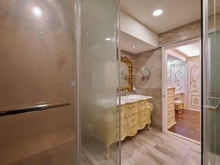 法式古典洗手台:   by 歐式藝廊法式新古典設計