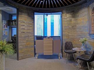 ARTERRA MİMARLIK LTD.ŞTİ. – NEF Office Projesi / NEF Office Project:  tarz Ofis Alanları