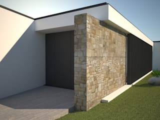 bởi Atelier 72 - Arquitetura, Lda Hiện đại