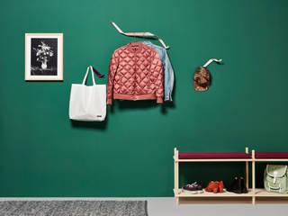 Bender - wall hooks Neuvonfrisch - Möbel und Accessoires Corridor, hallway & stairsClothes hooks & stands Metal