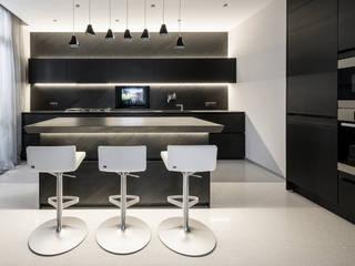 Geometrix Designが手掛けたキッチン