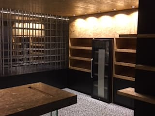 DIONI Home Design Wine cellar